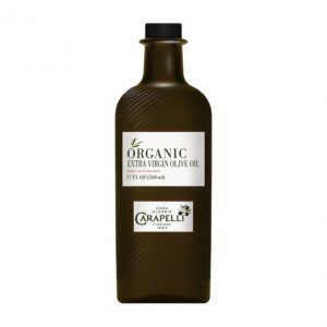 Organic carapelli extra virgin olive oil